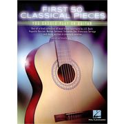 Hal Leonard First 50 Classical Pieces You