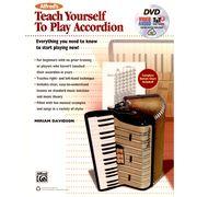 Alfred Music Publishing Teach yourself play Accordeon