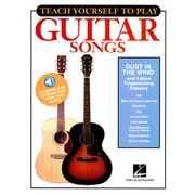 Hal Leonard Teach Yourself To Play Finger