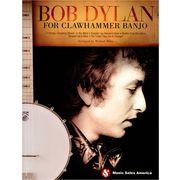 Hal Leonard Bob Dylan For Clawhammer Banjo