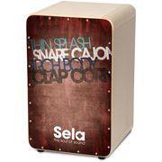 Sela SE 076 Casela Vintage Red
