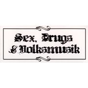 Bandshop  Sticker Sex, Drugs & Volksm.
