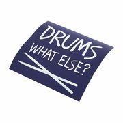 Bandshop Sticker Drums What else ?