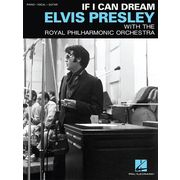 Hal Leonard If I Can Dream Elvis Presley