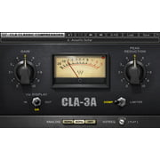 Waves CLA-3A Compressor / Limiter