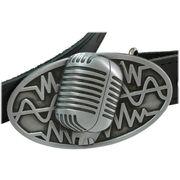 Rockys Belt Microphone Black 75-95