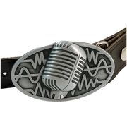 Rockys Belt Microphone Brown 105-125
