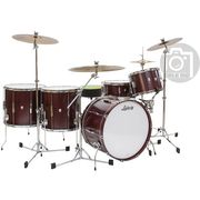 Ludwig Club Date Classic Cherry Stain
