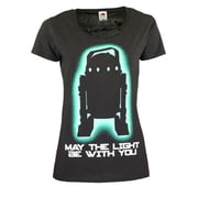 "Stairville Girlie T Shirt ""May the.."" M"