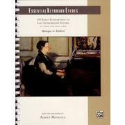 Alfred Music Publishing Essential Keyboard Études