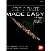 Mel Bay Celtic Flute Made Easy
