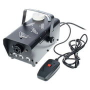 Varytec Fog Machine Miniblast LED Ambe
