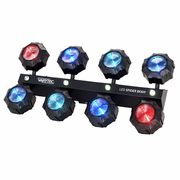 Varytec LED Spider Beam