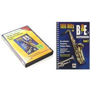 Musikverlag Hildner 100 Hits for Bb & Eb Vol.2 Set