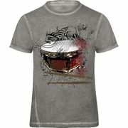 Rock You T-Shirt Bursted Snare S