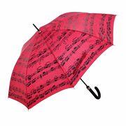 Anka Verlag Walking-Stick Umbrella Red