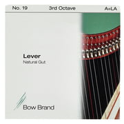 Bow Brand NG 3rd A Gut Harp String No.19