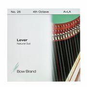 Bow Brand NG 4th A Gut Harp String No.26