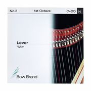 Bow Brand Lever 1st C Nylon String No.3