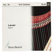 Bow Brand Lever 3rd B Nylon Str. No.18