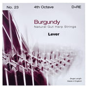 Bow Brand Burgundy 4th D Gut Str. No.23