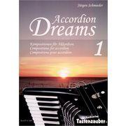 Musikverlag Tastenzauber Accordeon Dreams 1