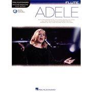 Hal Leonard Instrument Play Along Adele Fl