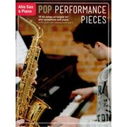 Chester Music Pop Performance Pieces Altsax