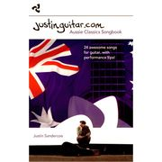 Wise Publications Justinguitar.com Aussie