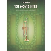 Hal Leonard 101 Movie Hits for Trumpet