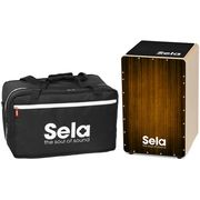 Sela SE 051 Varios Cajon Brown Set