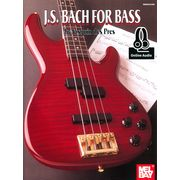 Mel Bay J. S. Bach For Bass