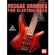 Mel Bay Reggae Grooves For bass guitar