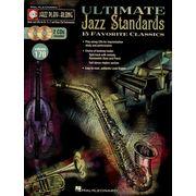 Hal Leonard Jazz Play-Along: Ultimate Jazz