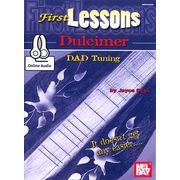 Mel Bay First Lessons Dulcimer