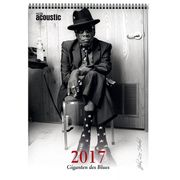 PPV Medien Guitar Acoustic Blues-Kalender