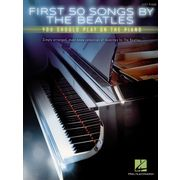 Hal Leonard First 50 Songs By The Beatles