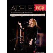 Hal Leonard Adele: Recorder Fun!