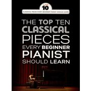 Wise Publications The Top Ten Classical Piano P