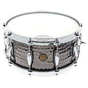 "Gretsch 14""x6,5"" Black Hammered Snare"
