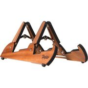 Taylor Travel GuitarStand Sapele Dual