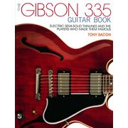 Hal Leonard Gibson 335 Guitar Book