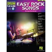 Hal Leonard Drum Play-Along: Easy Rock