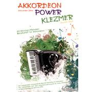 Purzelbaum Verlag Akkordeon Power Klezmer