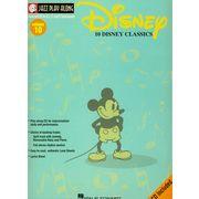 Hal Leonard Jazz Play-Along Disney Classic