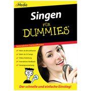 Emedia Singen für Dummies - Win