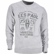 Les Paul Merchandise Sweat Shirt Les Paul 1915 XL