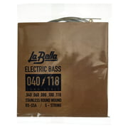 La Bella RX-S5A Bass RWSS