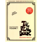 Hal Leonard Real Book Backing Tracks Vol.1