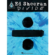 Hal Leonard Ed Sheeran Divide Guitar